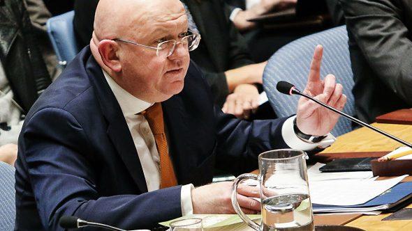 نيبينزيا يدعو إدارة بايدن لدعم المبادرة الروسية لعقد قمة خماسية لمجلس الأمن التي طرحها الرئيس الروسي
