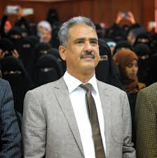 رئيس جامعة تعز مخاطباً وزير التعليم العالي ..رسالتكم تجاوزاً لدوركم المحدد بالقانون.