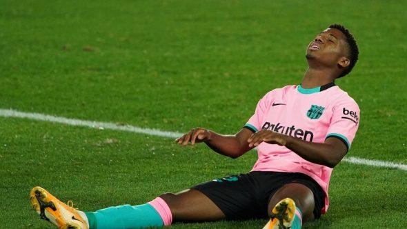 """اصابة """"جوهرة """" برشلونة هل تجبره على الاعتزال مبكراً"""