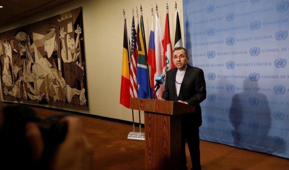 إيران : لا نثق بالولايات المتحدة وعليها اتخاذ الخطوة الأولى بالعودة إلى الاتفاق النووي