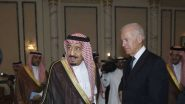 بايدن يؤكد للملك سلمان الالتزام بدعم السعودية ويشدد على أهمية حقوق الإنسان
