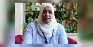 شبكة إعلام المرأة العربية تدعم   فاطمة الصويعي  لوزارة الشؤؤن الاجتماعية  في الحكومة الانتقالية  الليبية