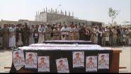 """الجيش اليمني و""""أنصار الله"""" يشيعان قتلى مواجهات عنيفة تدور رحاها في مأرب"""