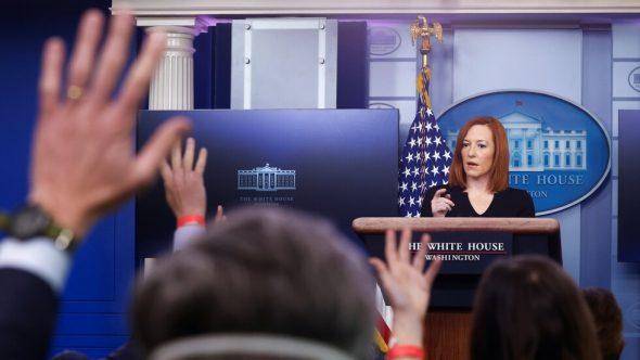 مراسلو البيت الأبيض غاضبون من إلزامهم بإرسال أسئلتهم مسبقا لبايدن