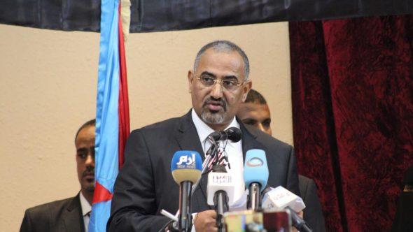 """اليمن.. إدانات لرئيس """"المجلس الانتقالي"""" بعد تلويحه بالتطبيع مع إسرائيل"""