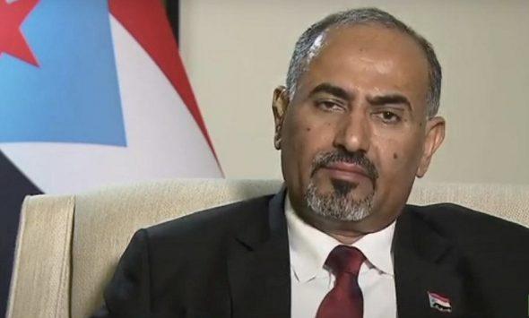 الزبيدي اتفاق الرياض مرحلة انتقالية قبل فك الارتباط.. : سنحاور الحوثي إذا اعترف بدولة الجنوب