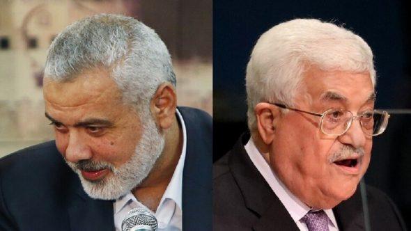 هنية يهاتف عباس ويؤكد على الإرادة الثابتة لإنهاء الانقسام بين الفلسطينيين