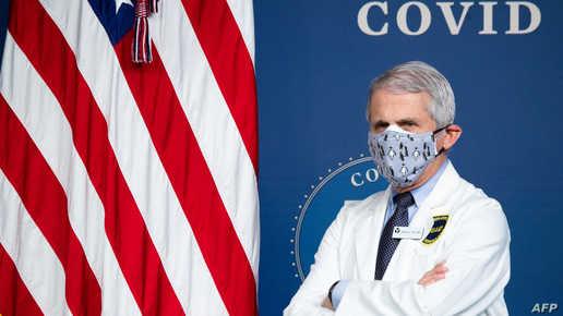 فاوتشي : لقاحات فيروس كورونا الثلاثة فعالة والانتظار غير مجد