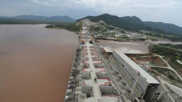 إثيوبيا تعلن استمرار بناء سد النهضة وتعبئة مرحلته الثانية