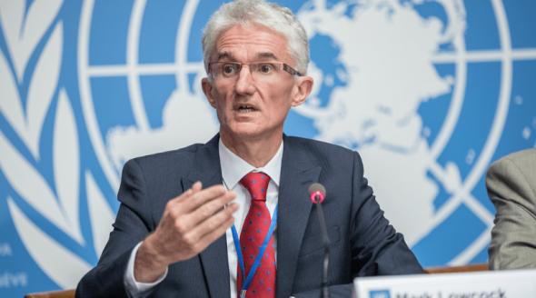 الأمم المتحدة : أي هجوم عسكري على مأرب سيؤدي  الى تداعيات خطيرة  و عواقب إنسانية لا يمكن تصورها