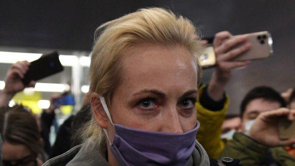 موسكو.. الشرطة تخلي سبيل زوجة نافالني