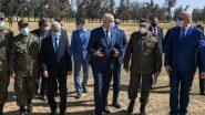 قيس سعيد يعلن عزمه ربط شمال تونس وجنوبها بقطار سريع