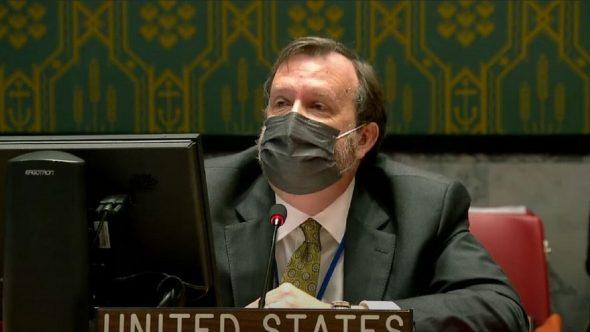 الولايات المتحدة تؤكد تمسكها بمكافحة الوجود الإيراني في العراق