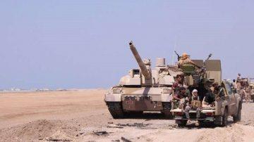 الأرياني : قوات الجيش اليمني باتت على مشارف معسكر ماس الاستراتيجي