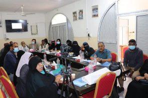 تغطية لفعاليات ورشة العمل الخاصة بمناقشة قضايا واحتياجات المهمشين باليمن .