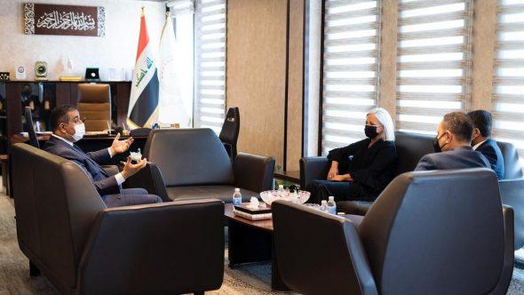 الأمم المتحدة : ندعم استقلالية البنك المركزي العراقي