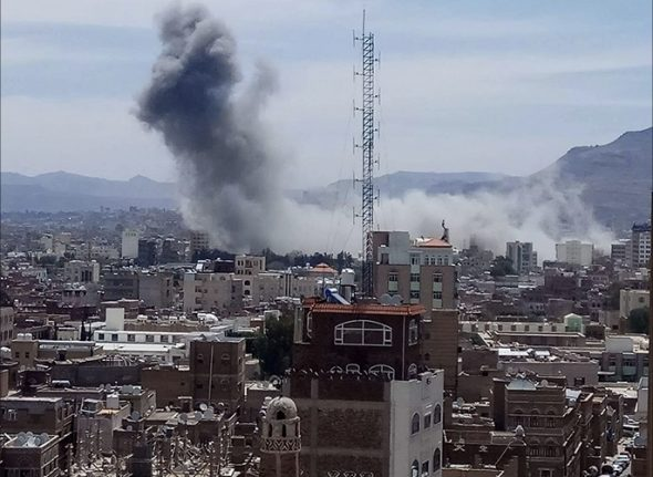 """""""داعٍ للسلام في اليمن"""".. شكر أميركي للسفير الكويتي لدى واشنطن"""