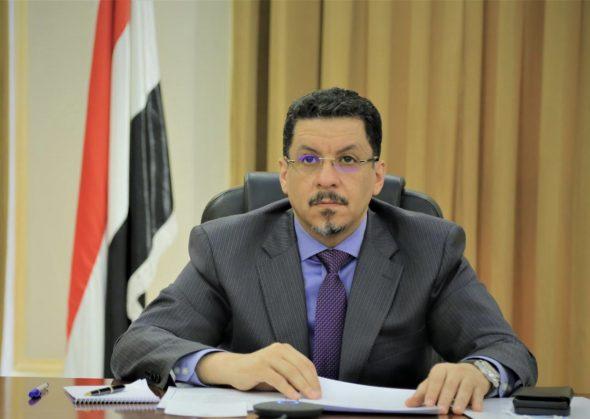 بن مبارك : الجهود الدولية لتحقيق السلام في اليمن تصطدم بتعنت الحوثيين