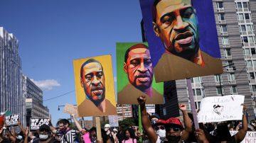 في تكرار لسيناريو جورج فلويد.. احتجاجات عنيفة بعد قتل الشرطة رجلا أسود في مينيابوليس