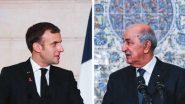 """أزمة بين الجزائر وفرنسا: باريس متهمة بـ""""الاستفزاز"""""""