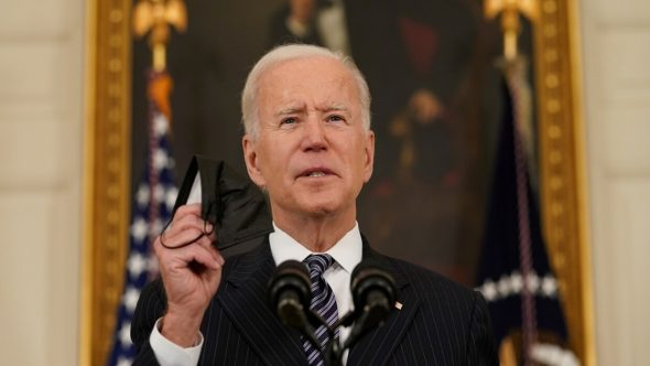 واشنطن : بايدن أكد في مكالمة مع ملك الأردن على دعم بلاده حل الدولتين في النزاع الفلسطيني الإسرائيلي