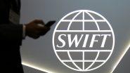 """لافروف : لدينا قاعدة لإنشاء بديل لنظام الدفع الدولي """"SWIFT"""""""