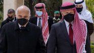 """الولايات المتحدة تهنئ الأردن بـ """"مئوية المملكة"""".. وبلينكن يؤكد على قوة العلاقة"""