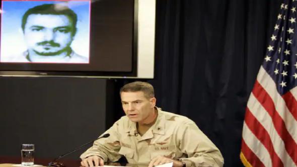 """""""واشنطن بوست"""": زعيم التنظيم الارهبي  """"داعش""""  الجديد عمل مخبرا للأمريكان في العراق"""