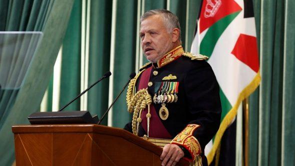 الملك الأردني يوجه رسالة إلى شعبه حول التطورات الأخيرة