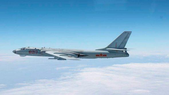 """تايوان تعلن تسجيلها """"أكبر توغل للقوات الجوية الصينية"""" حتى الآن"""