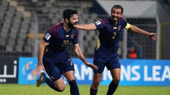 شاهد.. هدف عمر خربين في دوري أبطال آسيا