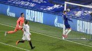 بهدفين تشلسي يقصي ريال مدريد ويتأهل لنهائي الابطال