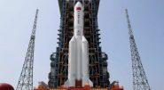 """الصاروخ الصيني """"الخارج عن السيطرة"""" يمرّ فوق العراق وتخوفات من سقوطه"""