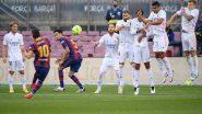 """ريال مدريد وبرشلونة ويوفنتوس يردون على """"تهديدات"""" اليويفا"""