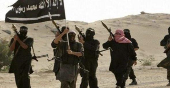 بيان منسوب للتنظيم القاعدة الارهابي يتبنى السيطرة على جبهة طياب في البيضاء