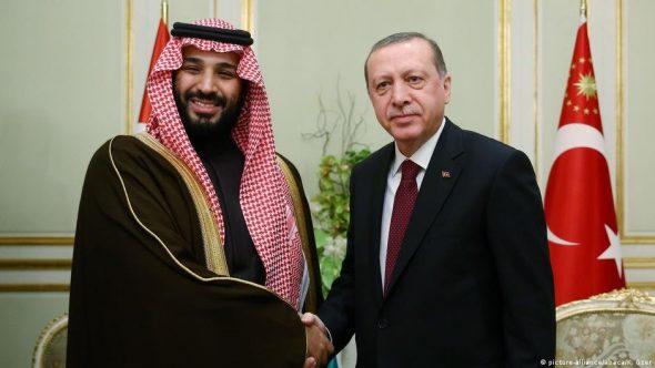 تقارب تركي مع قوات صنعاء وتصعيدتركي سعودي