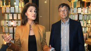 """""""وول ستريت جورنال"""": زوجة بيل غيتس بدأت إجراءات طلاقها منذ عام 2019"""