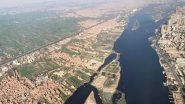 السفارة الأمريكية لدى مصر تنشر صورة للنيل من الفضاء