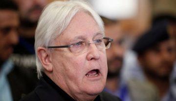 الأمم المتحدة تعيين غريفيث لرئاسة الشؤون الإنسانية والإغاثة في الأمم المتحدة