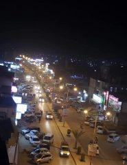 إصابة 7 مدنيين بشظايا صاروخ باليستي أطلقته الحوثيين على حي سكني وسط مدينة مأرب