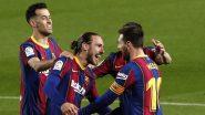 برشلونة يجدد لمينغويزا ويضع شرطا جزائيا كبيرا في عقده