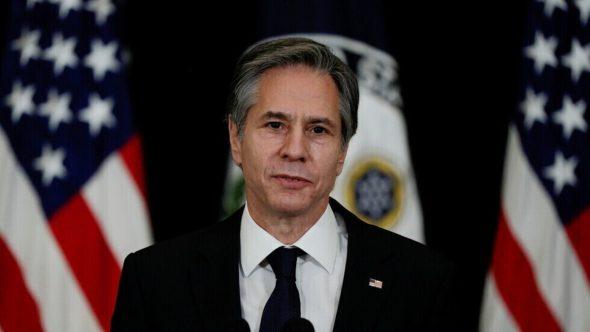 """بلينكن: دول """"G7"""" أكدت التزامها بإيجاد حل سياسي لإنهاء الأزمة السورية"""